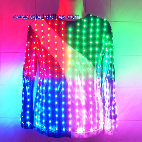 Full color LED T-Shirt