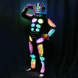 LED Light up Robot Costumes