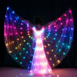 Fullcolor LED isis Wings