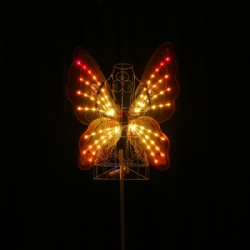 Full color Programmable LED Wings