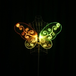 LED Glowing isis Wings
