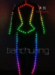 LED Luminous Performance Clothes