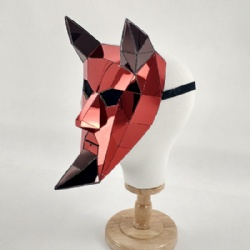 3D Monster Mirror Mask