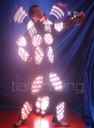 Fullcolor LED Jumpsuits