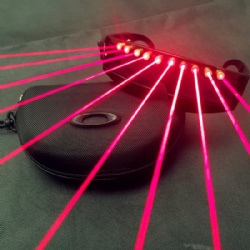 Red laser Glasses