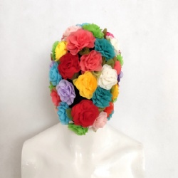 Flower performance mask
