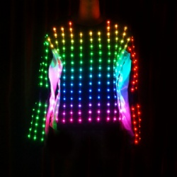 LED Fullcolor Long-sleeved Shirt